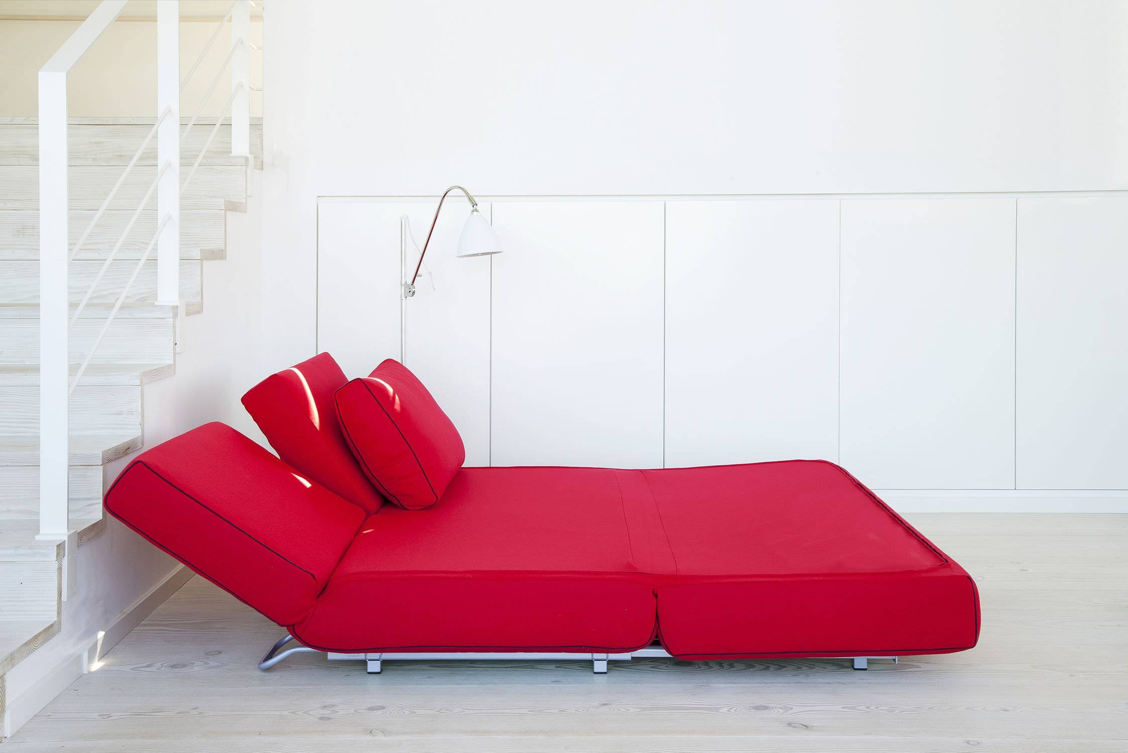Sofa Bed / Contemporary / Fabric / 2 Seater – Active : City Intended For City Sofa Beds (View 21 of 30)
