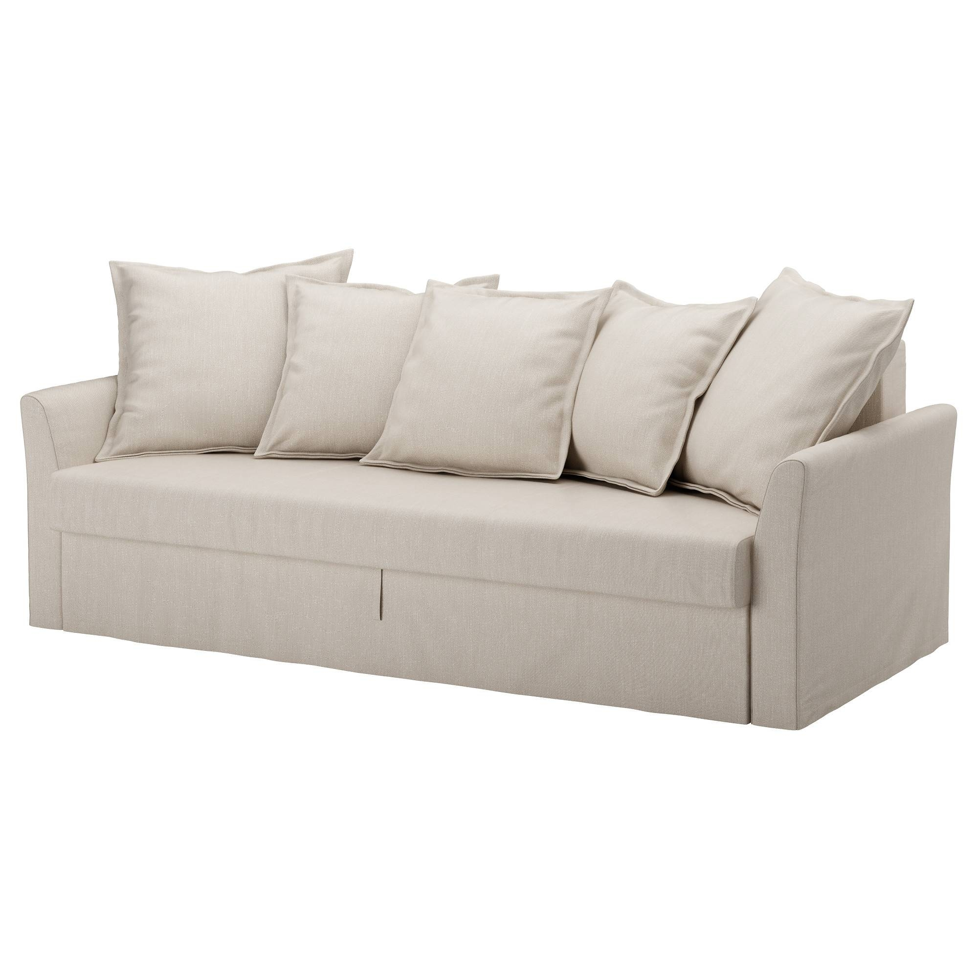 Sofa Beds & Futons - Ikea for Footstool Pouffe Sofa Folding Bed (Image 23 of 25)