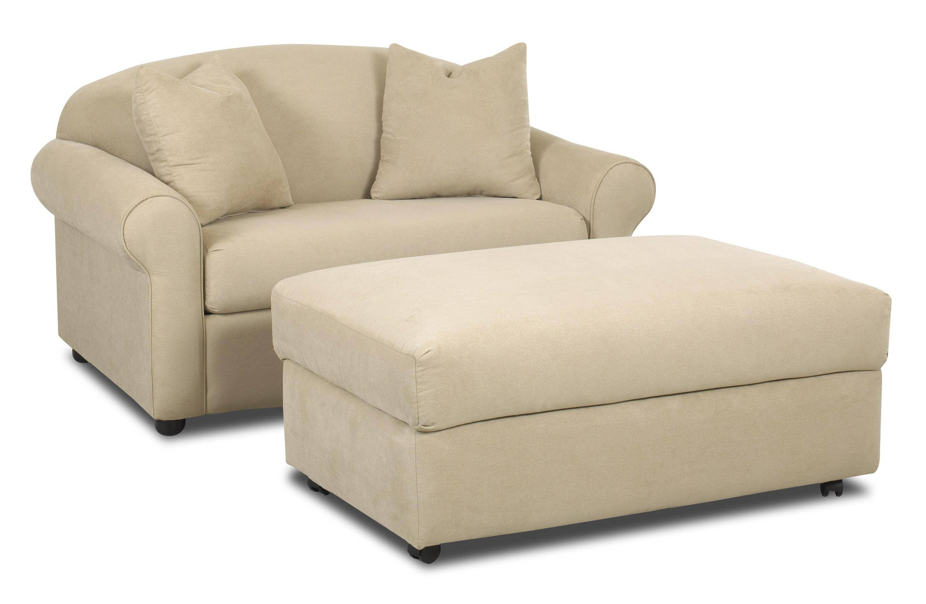 Sofa Chair And Ottoman | Sofa Gallery | Kengire Intended For Sofa Chair And Ottoman (View 7 of 15)