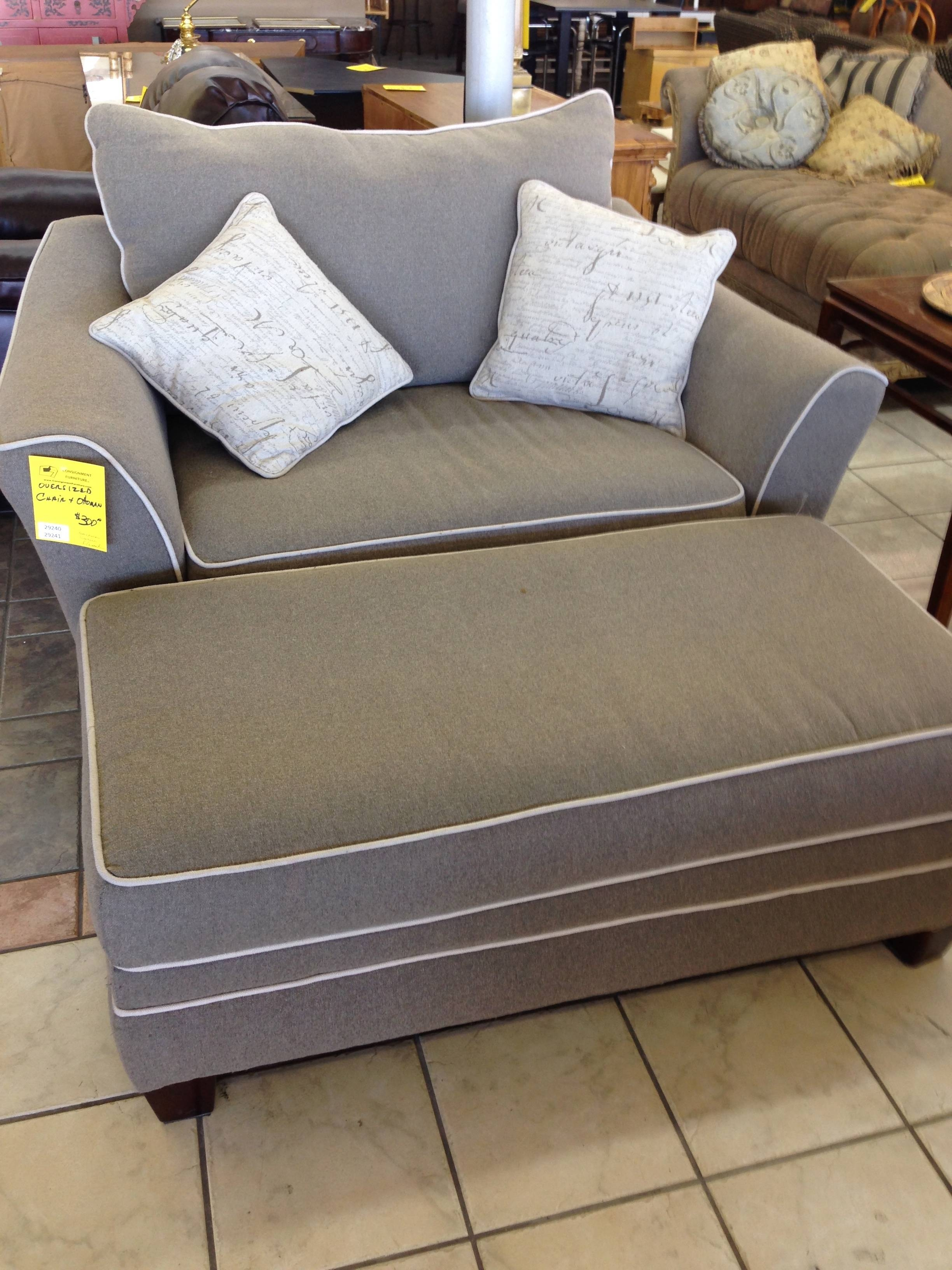 Featured Photo of Sofa Chair And Ottoman