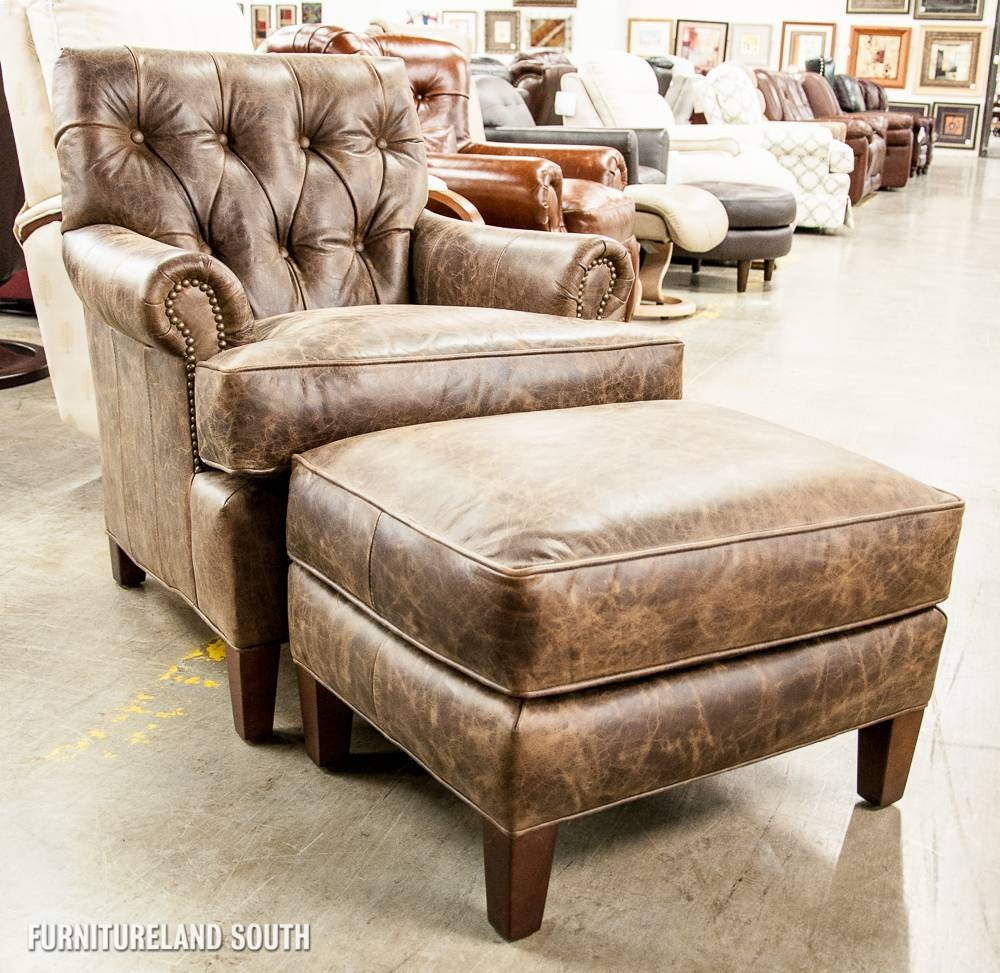 Sofa Chair With Ottoman With Design Gallery 34010 | Kengire for Sofa Chair and Ottoman (Image 13 of 15)