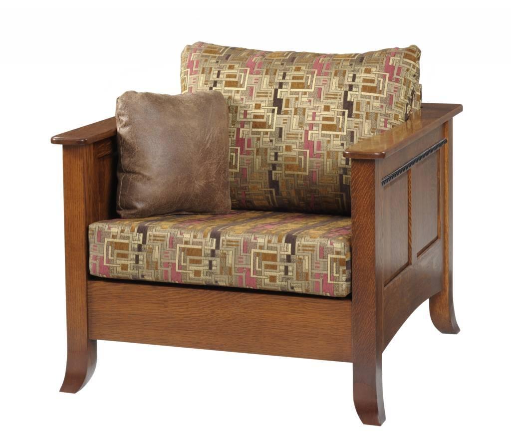 Sofa Chairs - South Texas Amish Furniture & Amish Furniture At The inside Sofa Chairs (Image 26 of 30)