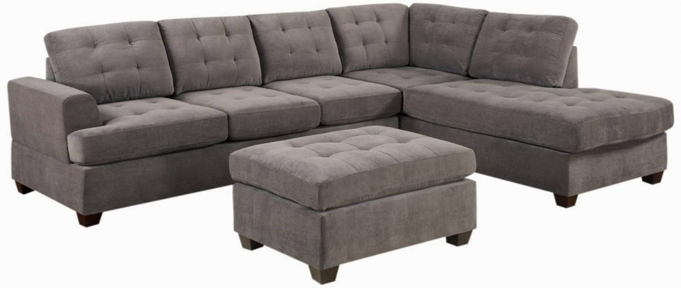 Sofa: Comfort And Style Is Evident In This Dynamic With Tufted pertaining to Curved Sectional Sofa With Recliner (Image 23 of 30)