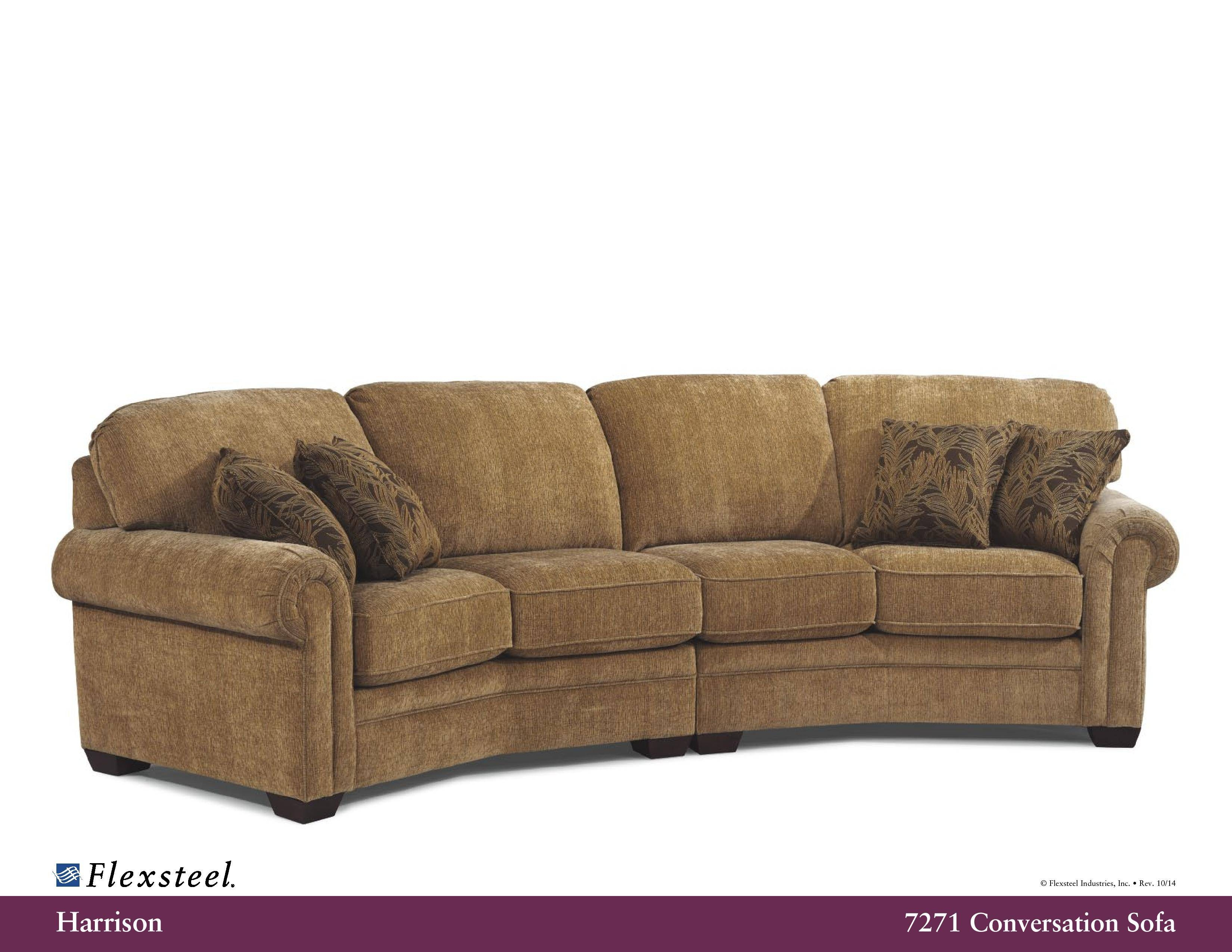 Sofa: Conversation Sofa Sectional with Conversation Sofa Sectional (Image 28 of 30)