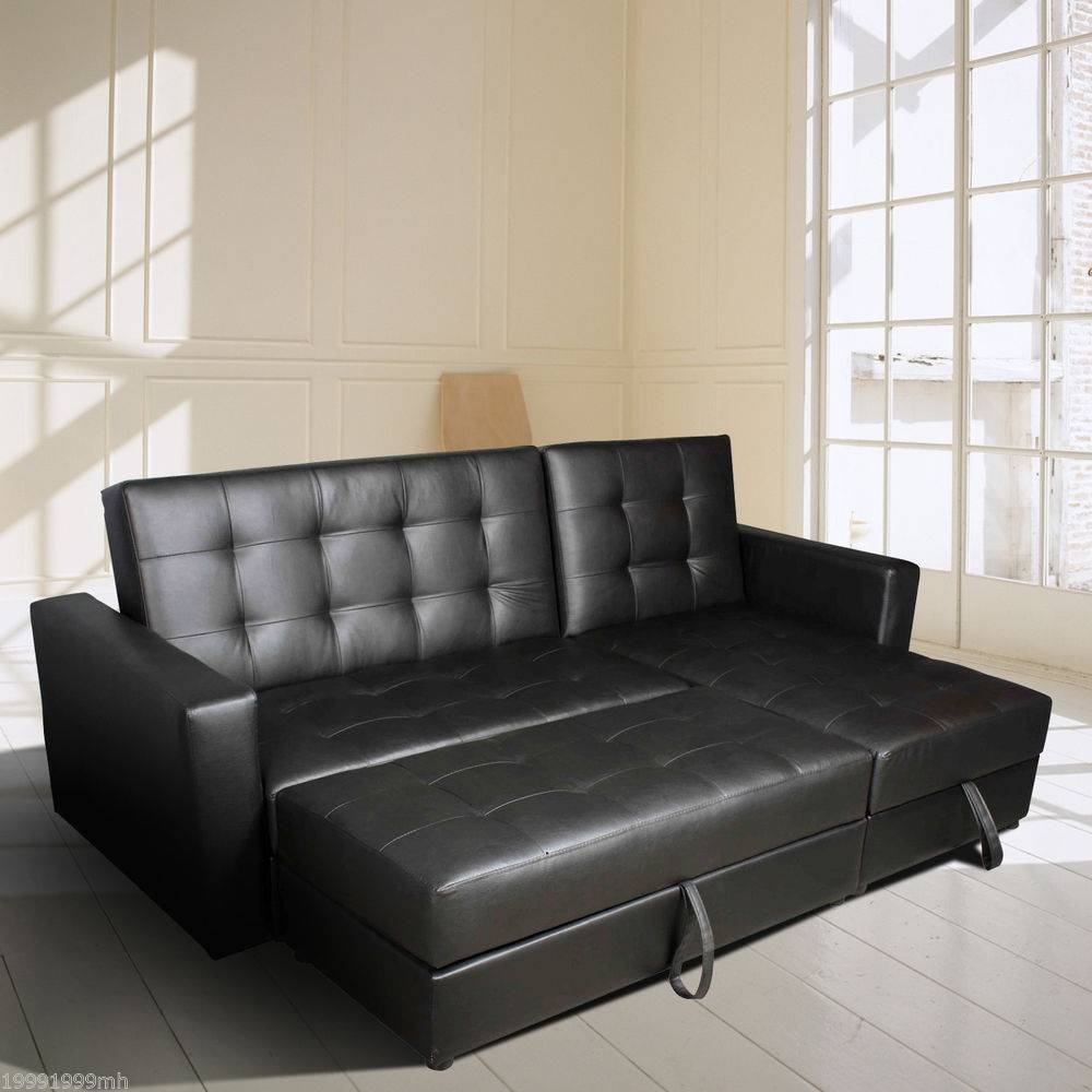 Sofa Convertible Bed With Storage Serta Traditional German Made for Leather Sofa Beds With Storage (Image 27 of 30)