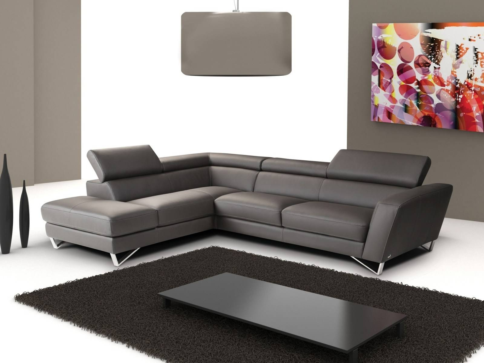 Sofa: Cool Couches For Provides A Warm To Comfortable Feel And Low throughout Convertible Sectional Sofas (Image 22 of 30)