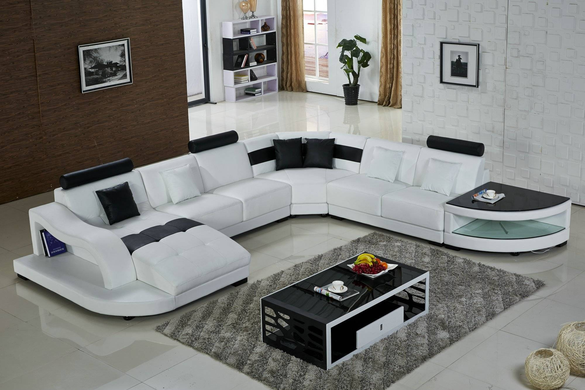 Sofa Corner Sets For Living Room | Ciov inside Unique Corner Sofas (Image 13 of 30)