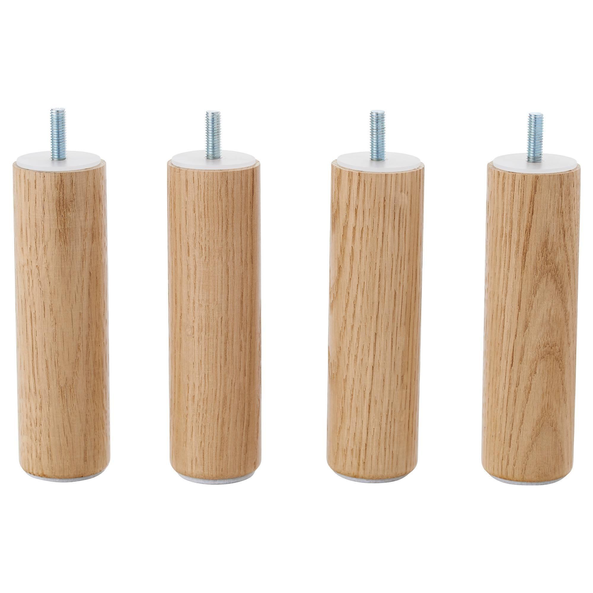 Sofa Legs & Footstools Legs | Ikea inside Wood Legs Sofas (Image 24 of 30)
