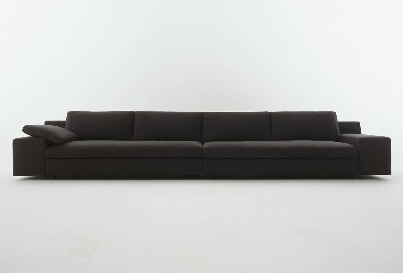Sofa: Long Modern Sofa in Long Modern Sofas (Image 25 of 30)