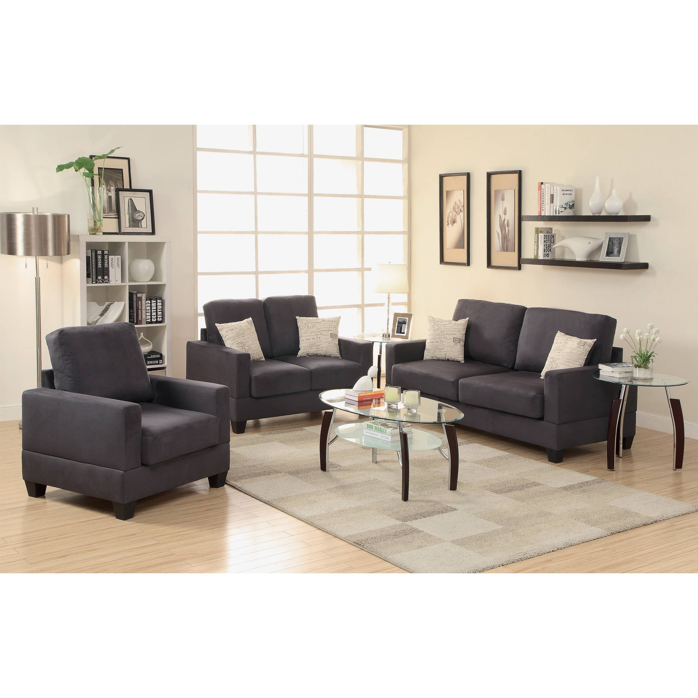 Sofa & Loveseat Set | Best Sofas Ideas - Sofascouch pertaining to Sofa Loveseat And Chairs (Image 23 of 30)