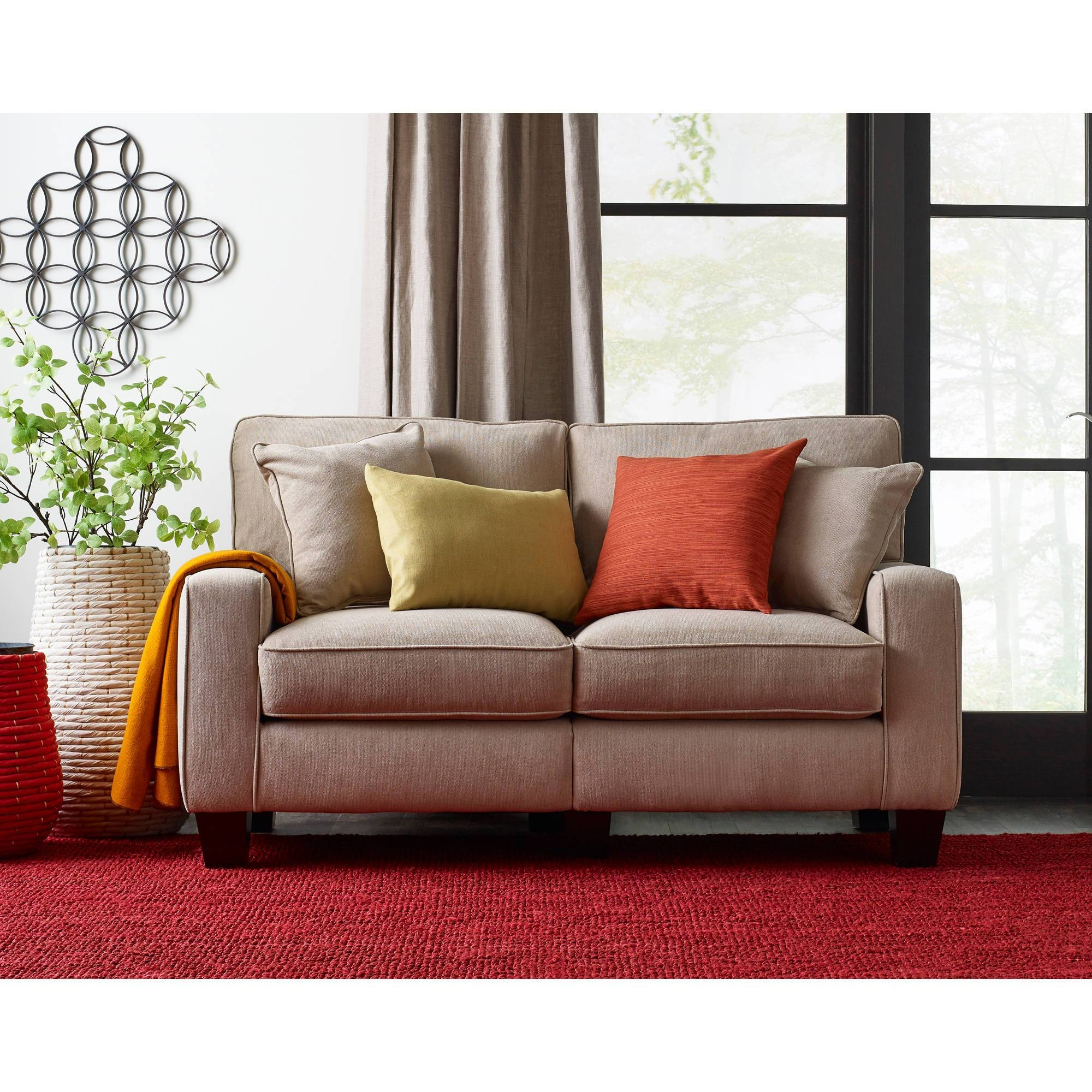 Sofa: Outstanding 2017 Sectional Sofas Cheap World Market Loveseat regarding Colorful Sectional Sofas (Image 24 of 30)