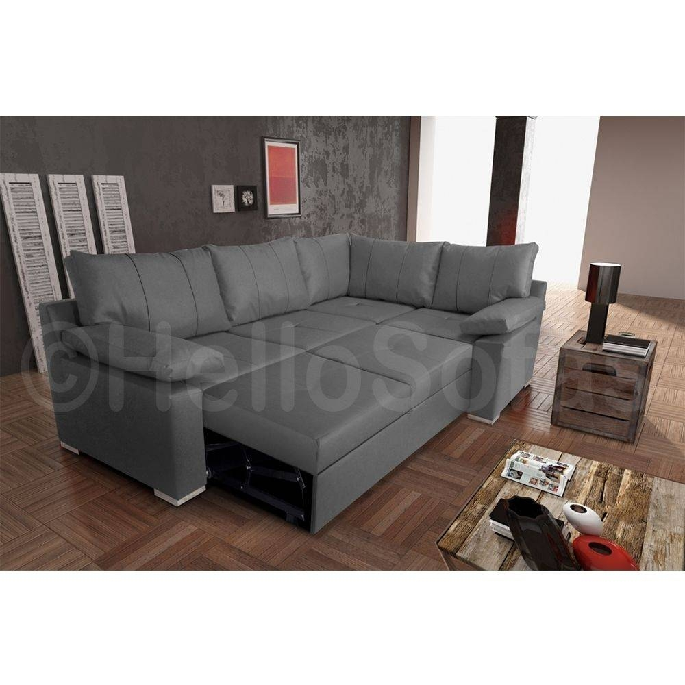 Sofa Pull Out Bed With Storage Chocolate Rv Rustic | Fonky intended for Leather Storage Sofas (Image 23 of 30)