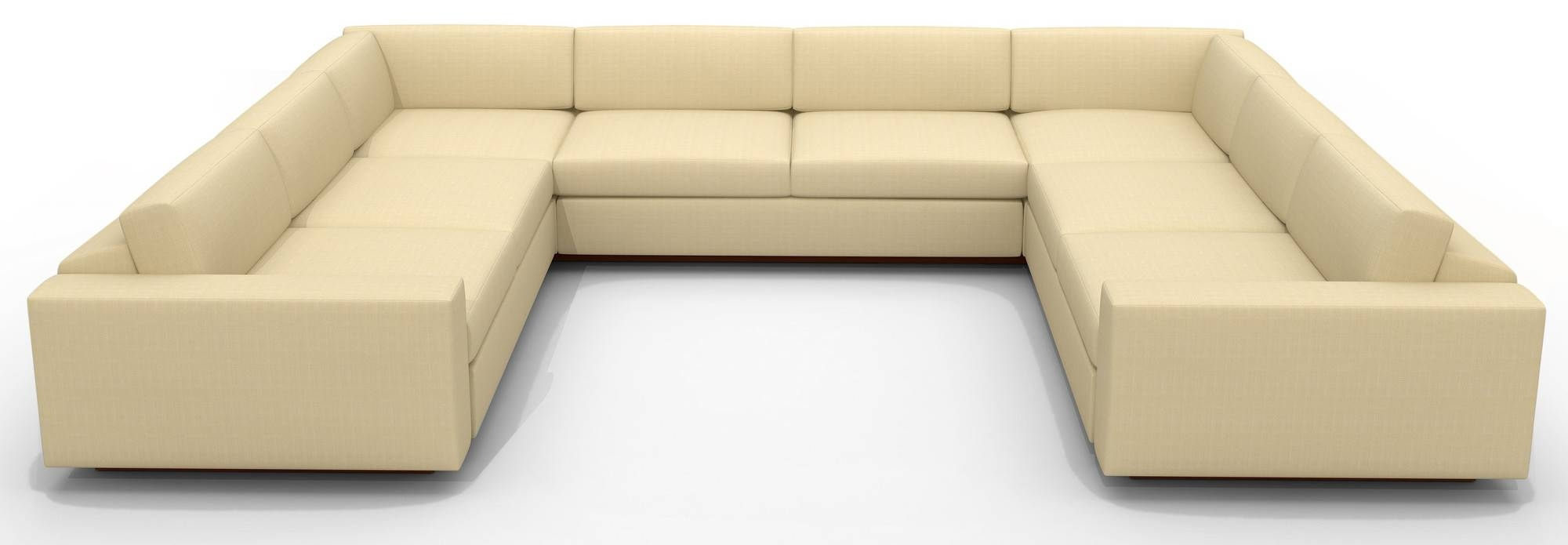 Sofa Set C Shape in C Shaped Sofas (Image 24 of 30)