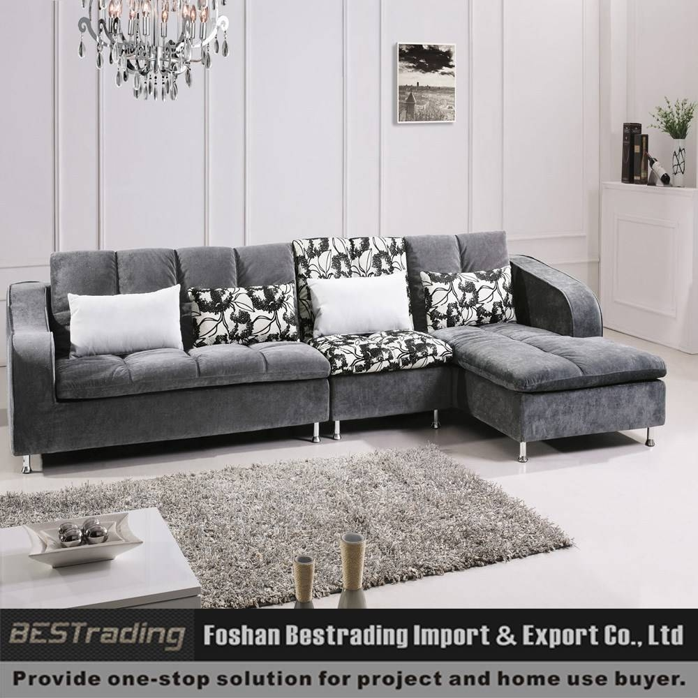 Sofa Set Designs Modern L Shape Sofa, Sofa Set Designs Modern L pertaining to L Shaped Fabric Sofas (Image 22 of 30)
