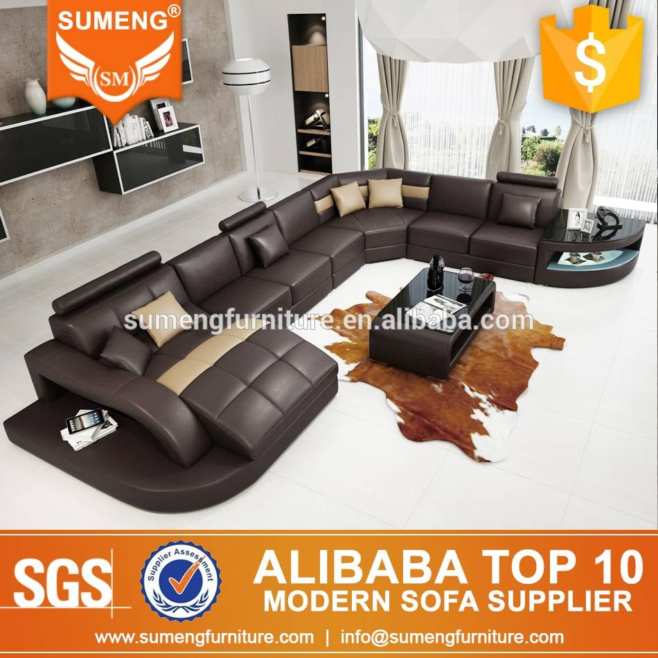 Sofa Set, Sofa Set Suppliers And Manufacturers At Alibaba for 6 Foot Sofas (Image 11 of 30)
