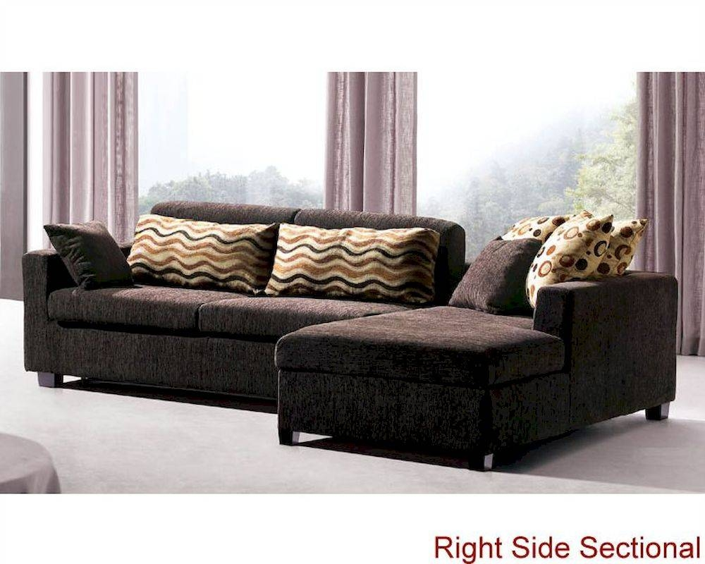 Sofa Set With Sleeper Sofa And Storage Chaise 33Ls121 within Sectional Sofa With Storage (Image 22 of 25)