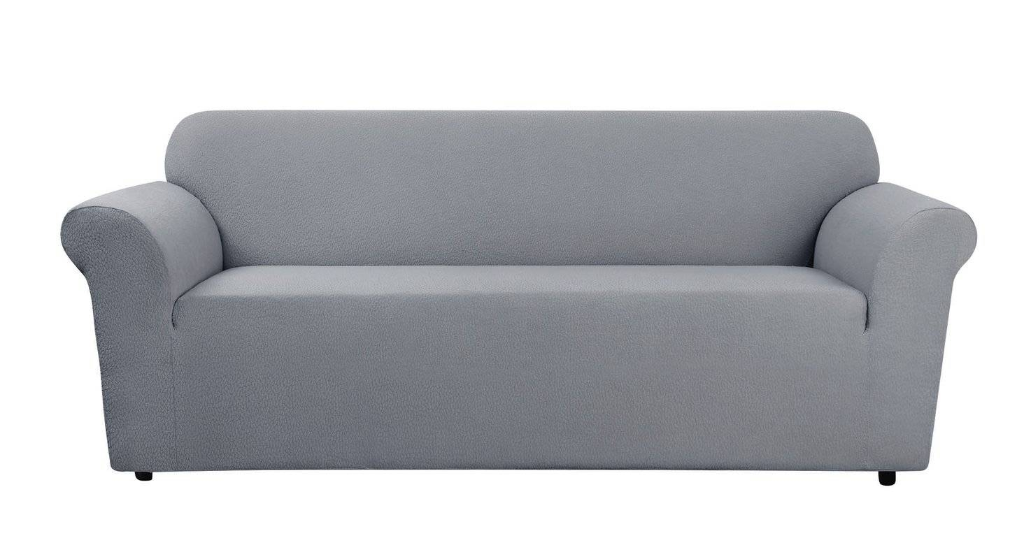 Sofa Slipcovers You'll Love | Wayfair with regard to Angled Chaise Sofa (Image 21 of 30)