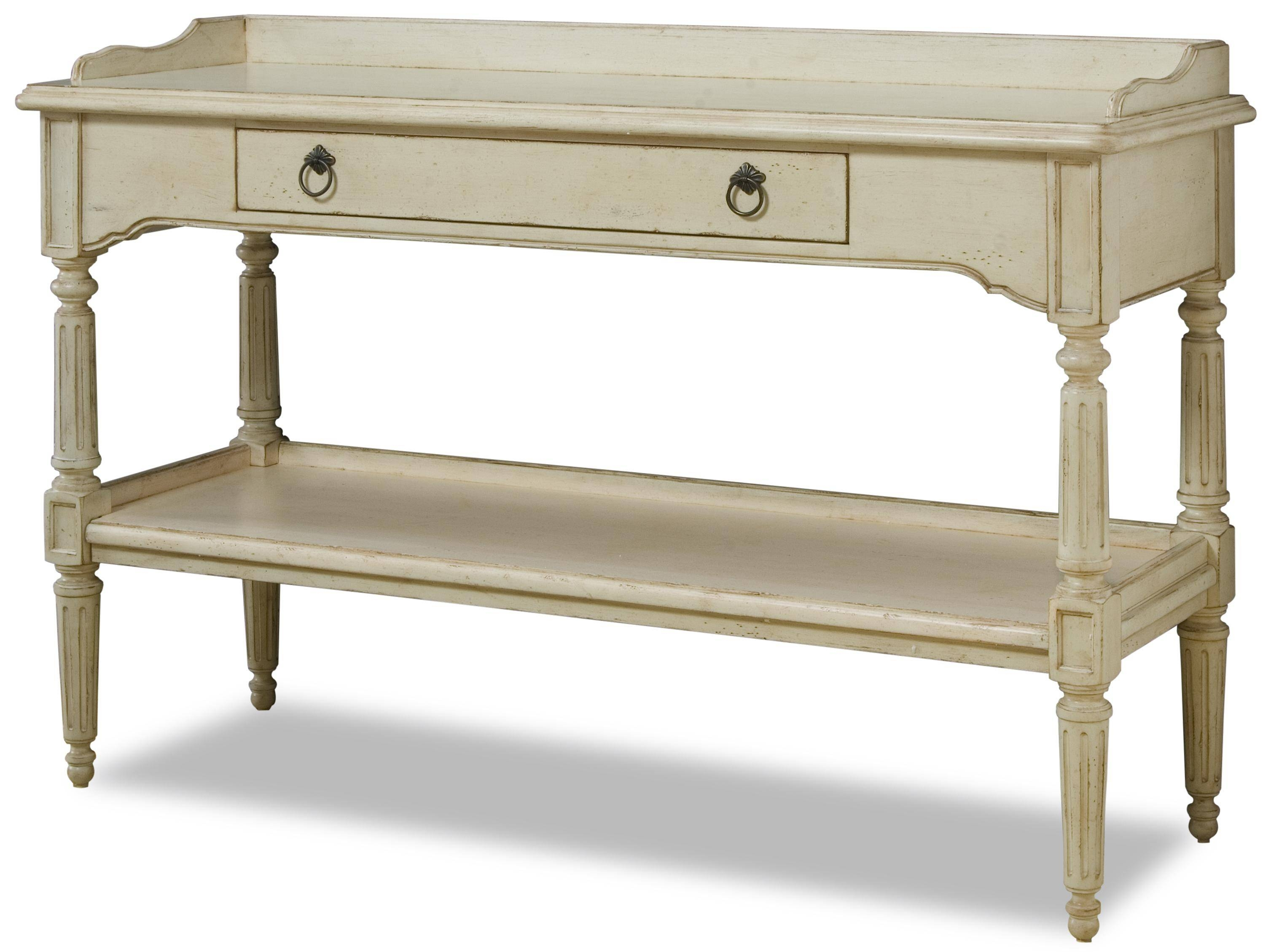 Sofa Table With Shelf And Drawera.r.t. Furniture Inc | Wolf with Sofa Table Drawers (Image 22 of 30)