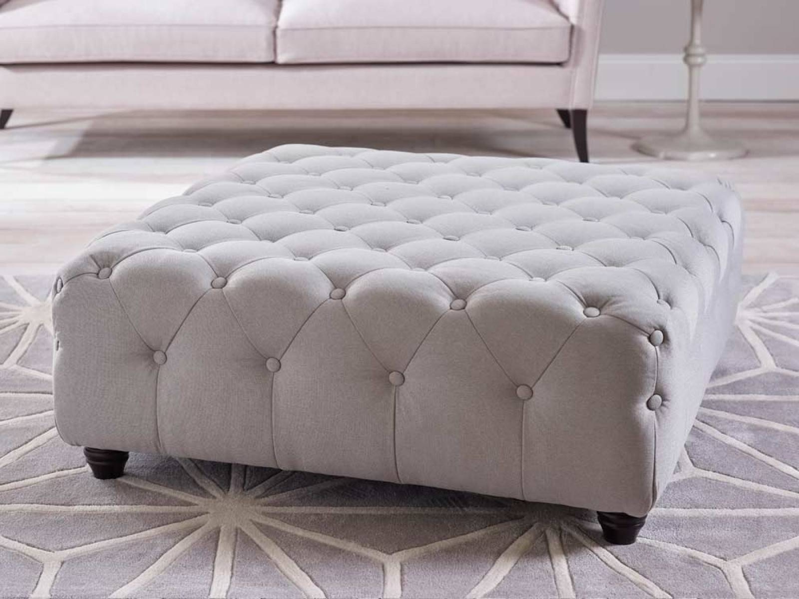 Featured Photo of Upholstered Footstools