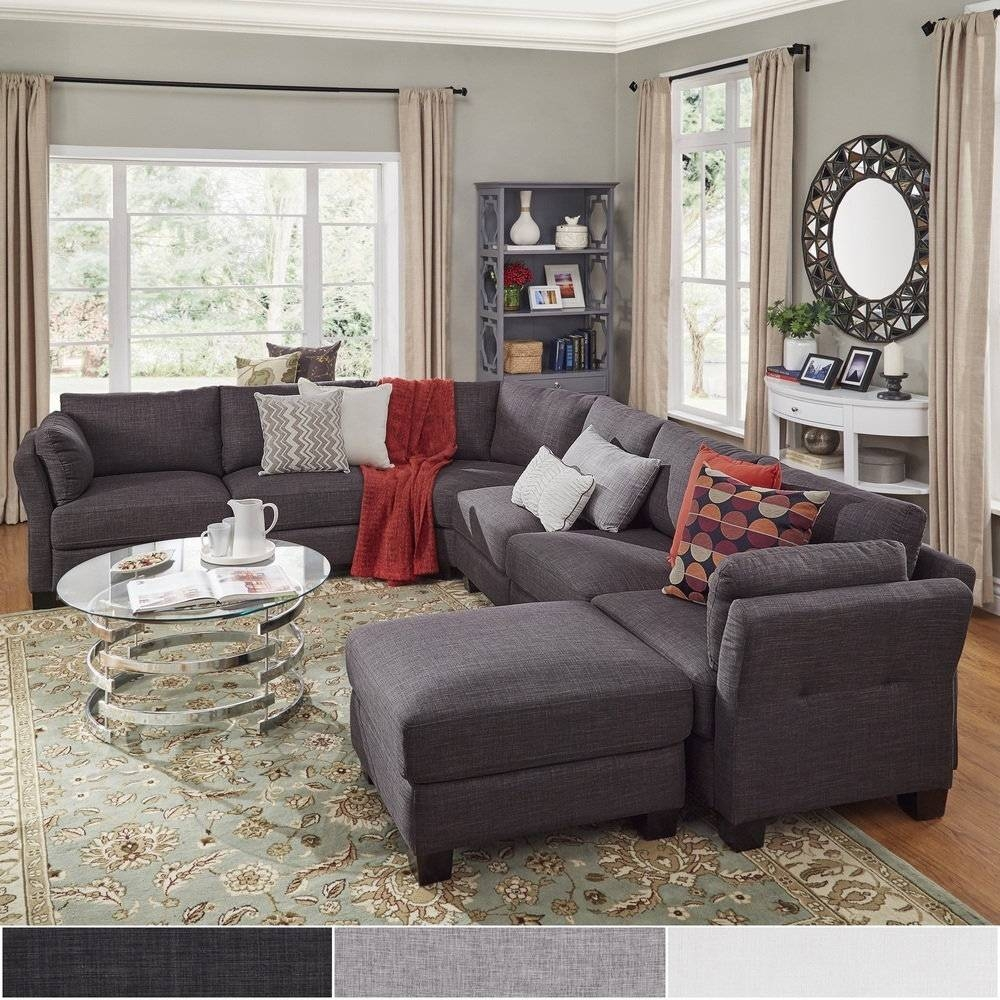 Sofa : View 7 Seat Sectional Sofa Style Home Design Modern Under 7 inside 7 Seat Sectional Sofa (Image 19 of 30)