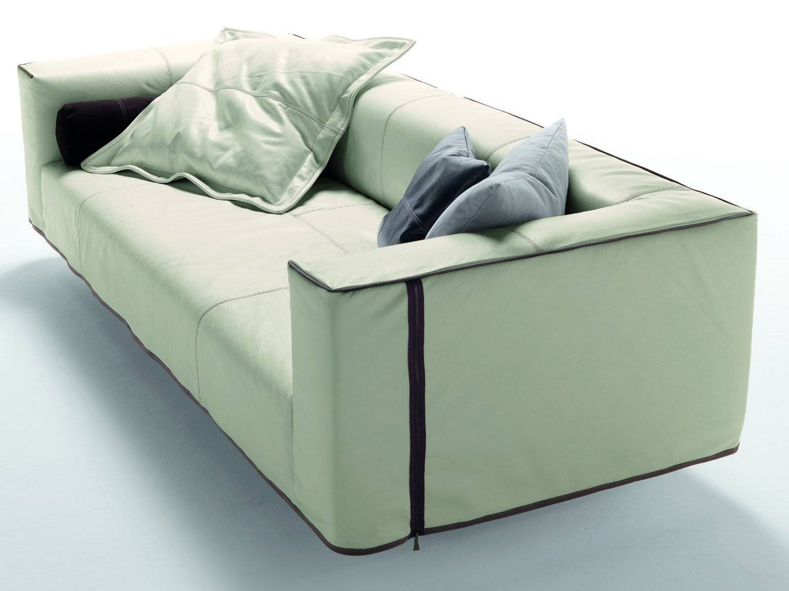 Sofa With Removable Cover Zerocento Zipdésirée Divani Design inside Sofa With Removable Cover (Image 24 of 30)