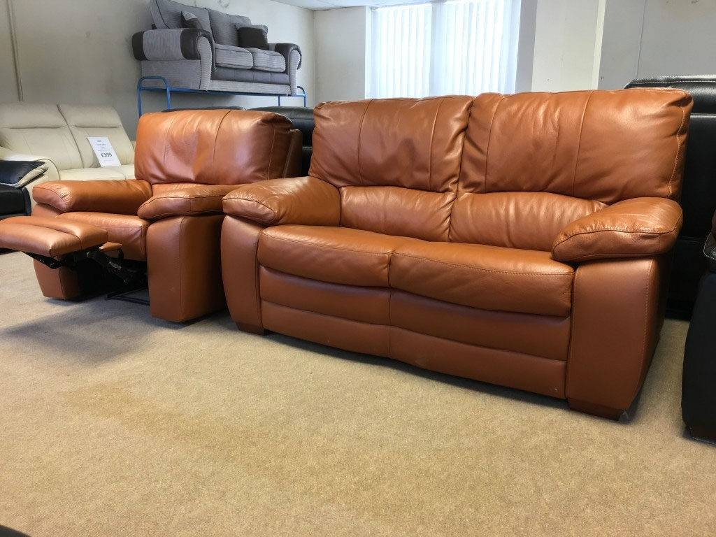 Sofas Beautiful Light Tan Leather Sofa - Design-Maroc with regard to Light Tan Leather Sofas (Image 25 of 30)