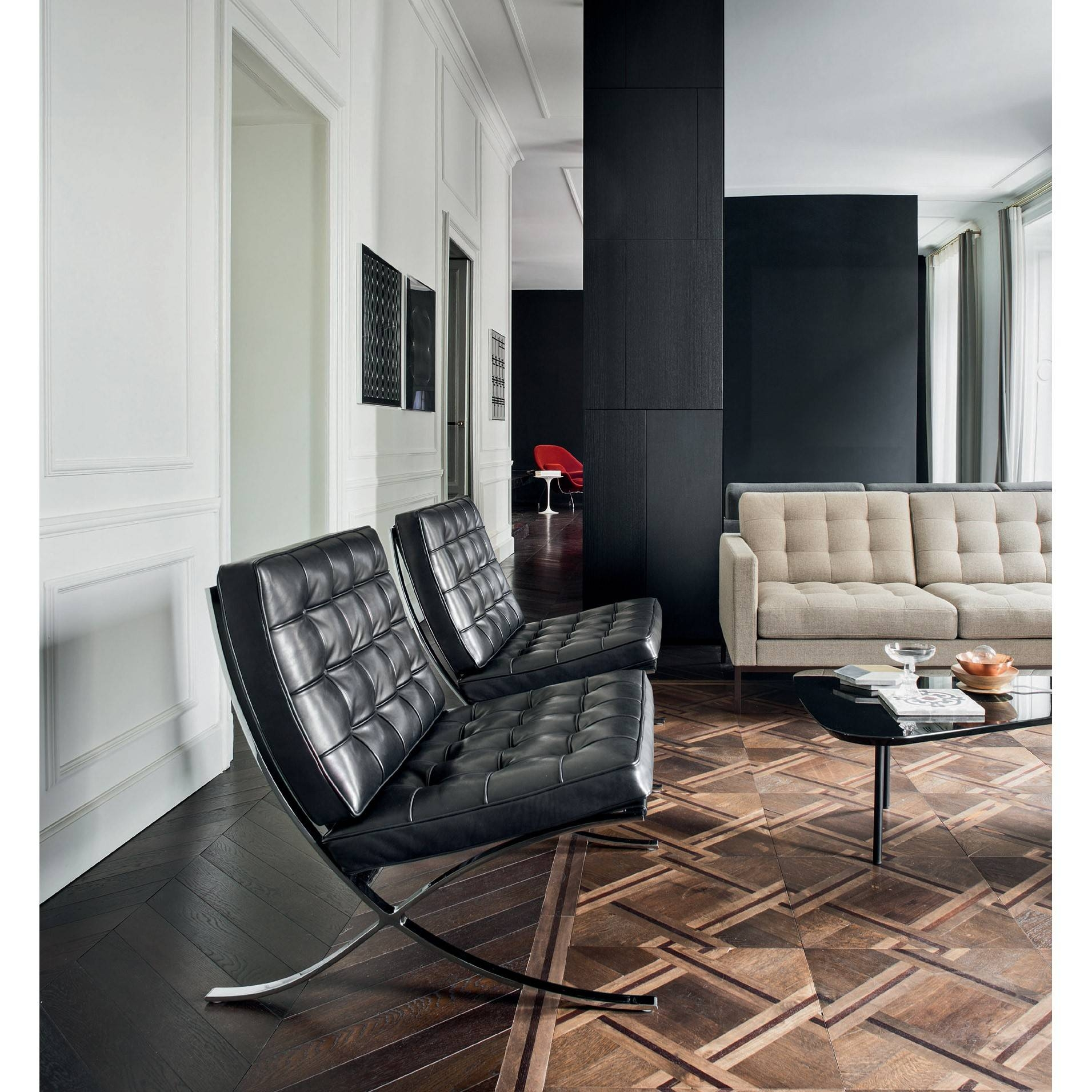 Sofas Center : 38 Amazing Florence Knoll Sofa Photo Concept in Florence Knoll Living Room Sofas (Image 25 of 25)