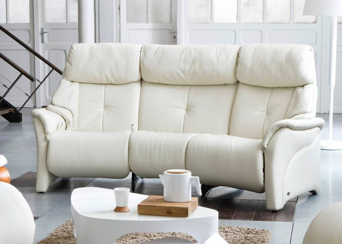 Sofas Center : 42 Fascinating Curved Reclining Sofa Photo Design pertaining to Curved Recliner Sofa (Image 22 of 30)
