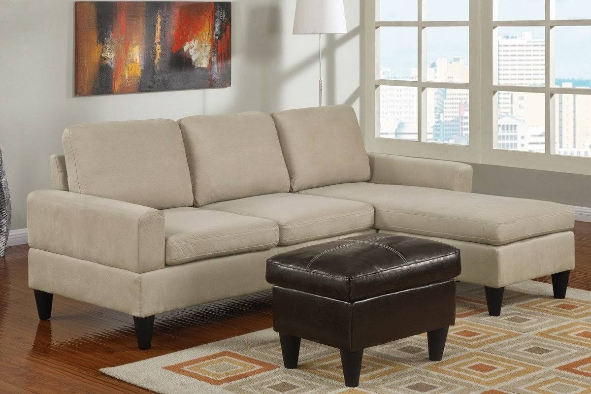 Apartment Size Sectional - Interior Design