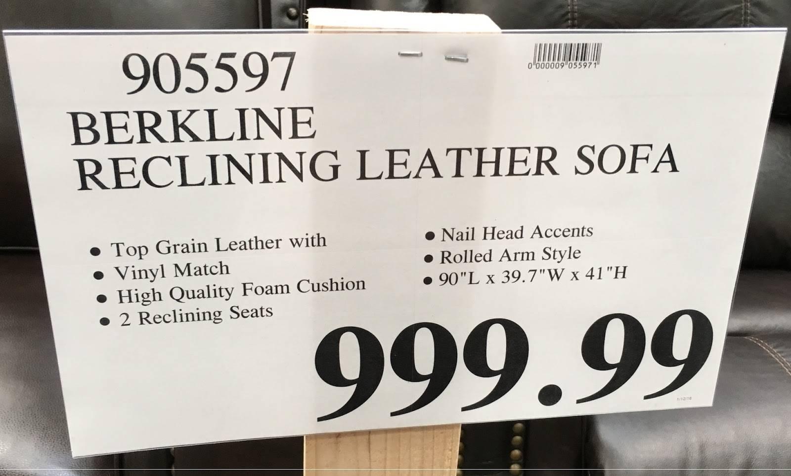 Sofas Center : Berkline Reclining Sofa Costco Pulaski Recliner intended for Berkline Sofa Recliner (Image 17 of 30)