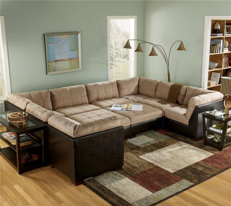 Sofas Center : Best Large Sectional Sofa Ideas On Pinterest Extra with regard to Wide Sectional Sofa (Image 22 of 25)