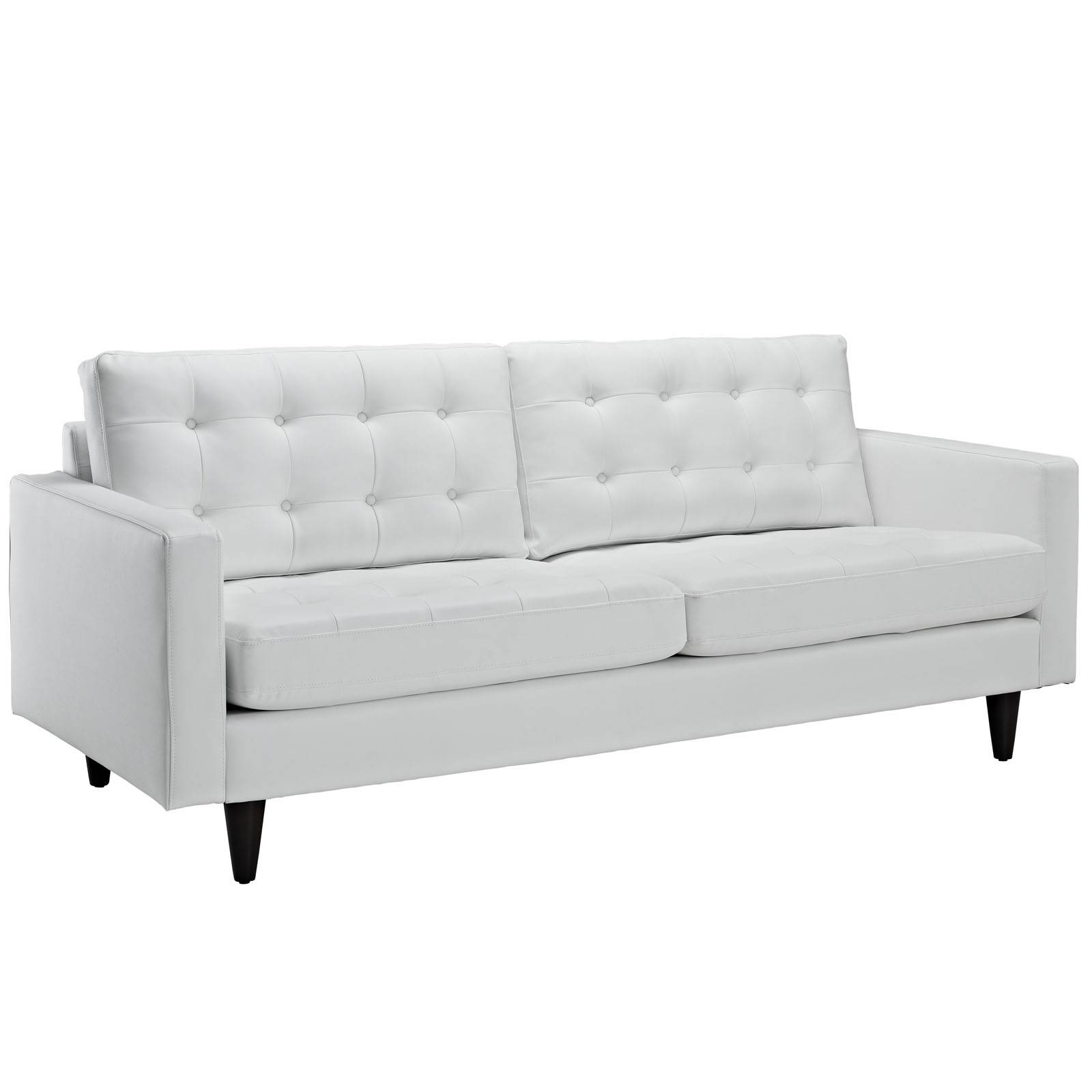 Sofas Center : Best White Sofa Chair In Home Decorating Ideas With throughout White Sofa Chairs (Image 21 of 30)