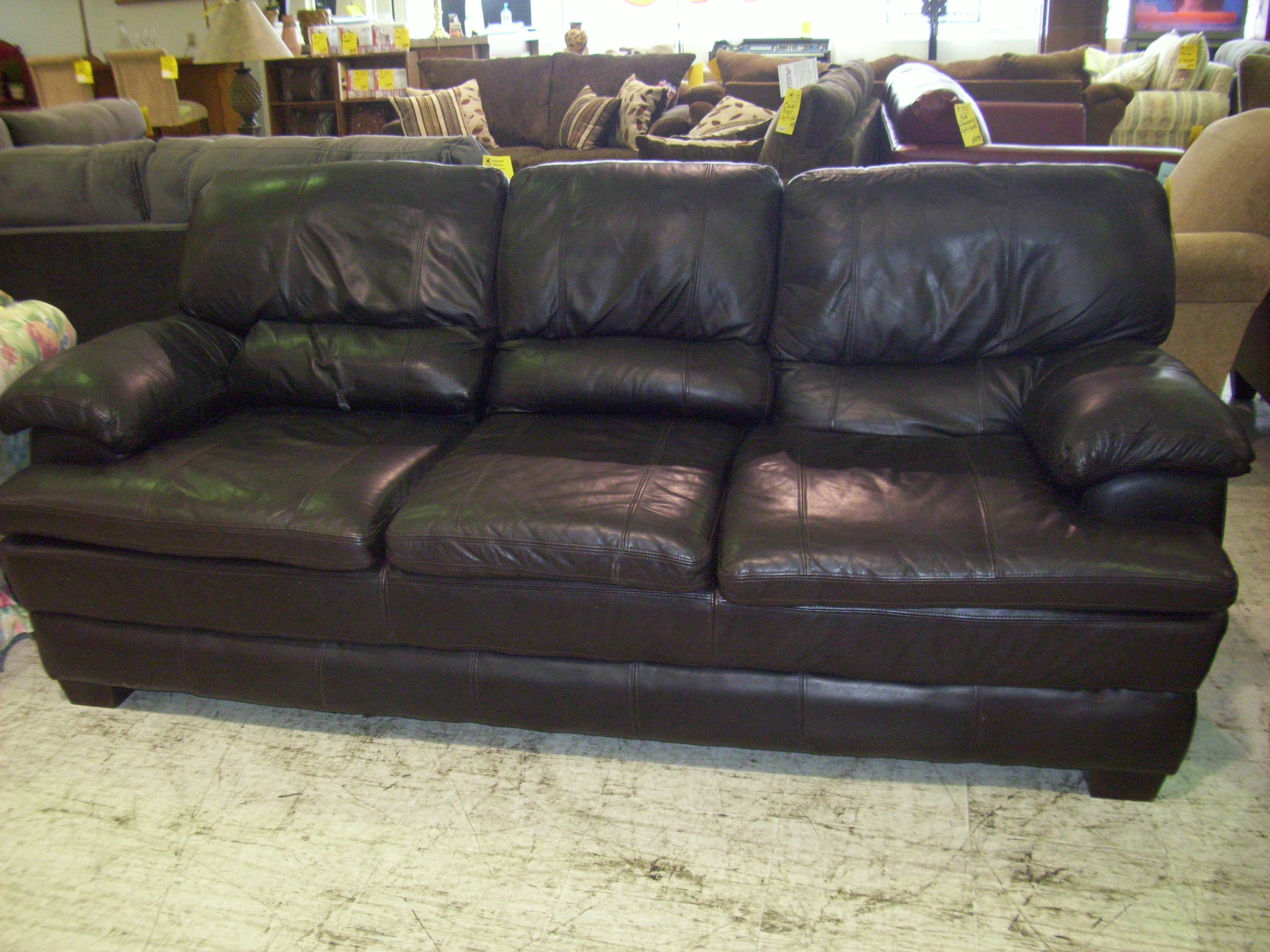 Sofas Center : Broyhill Leather Sofa Sofas Center Striking Fontana with regard to Craigslist Leather Sofa (Image 23 of 30)