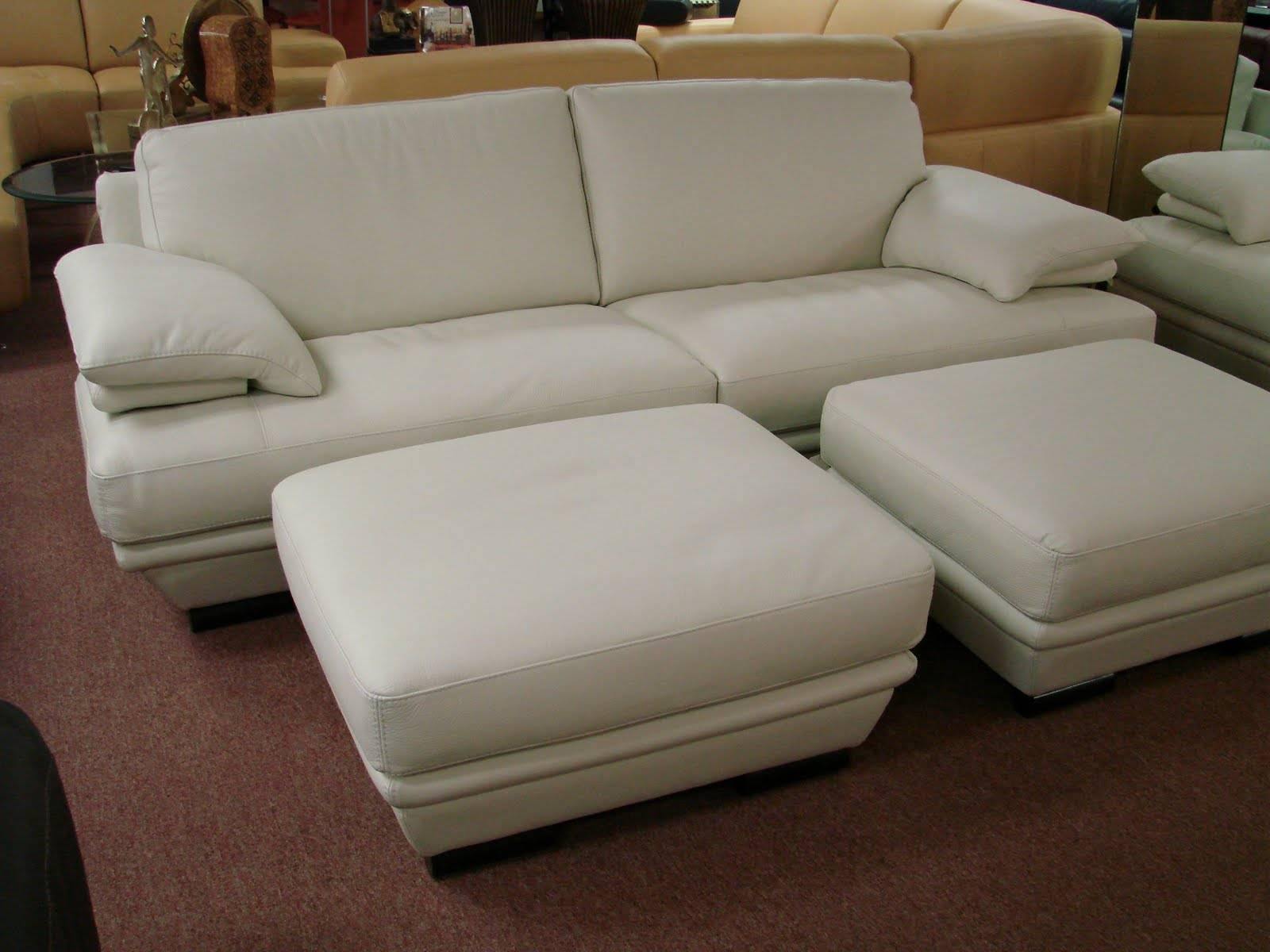 Sofas Center : Bryce White Italian Leatherofa And Loveseat intended for Off White Leather Sofa And Loveseat (Image 19 of 30)