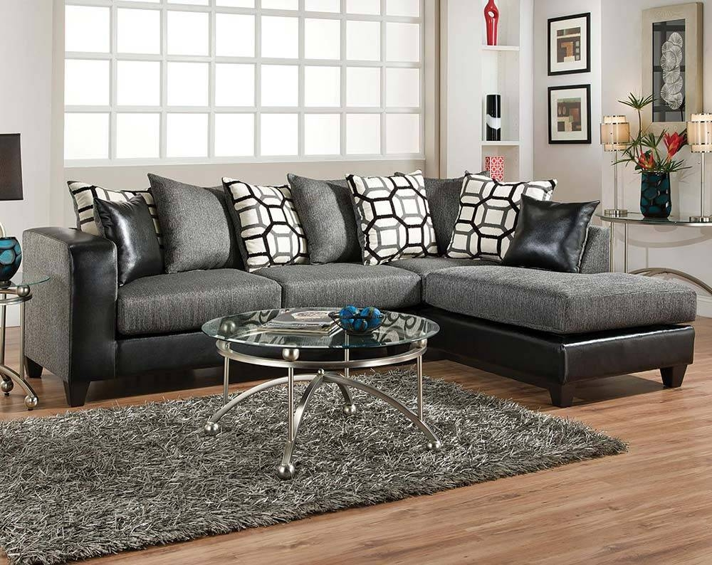 Sofas Center : Charcoal Gray Sectional Sofa Sofas Comfy Grey throughout Chenille Sectional Sofas (Image 24 of 30)