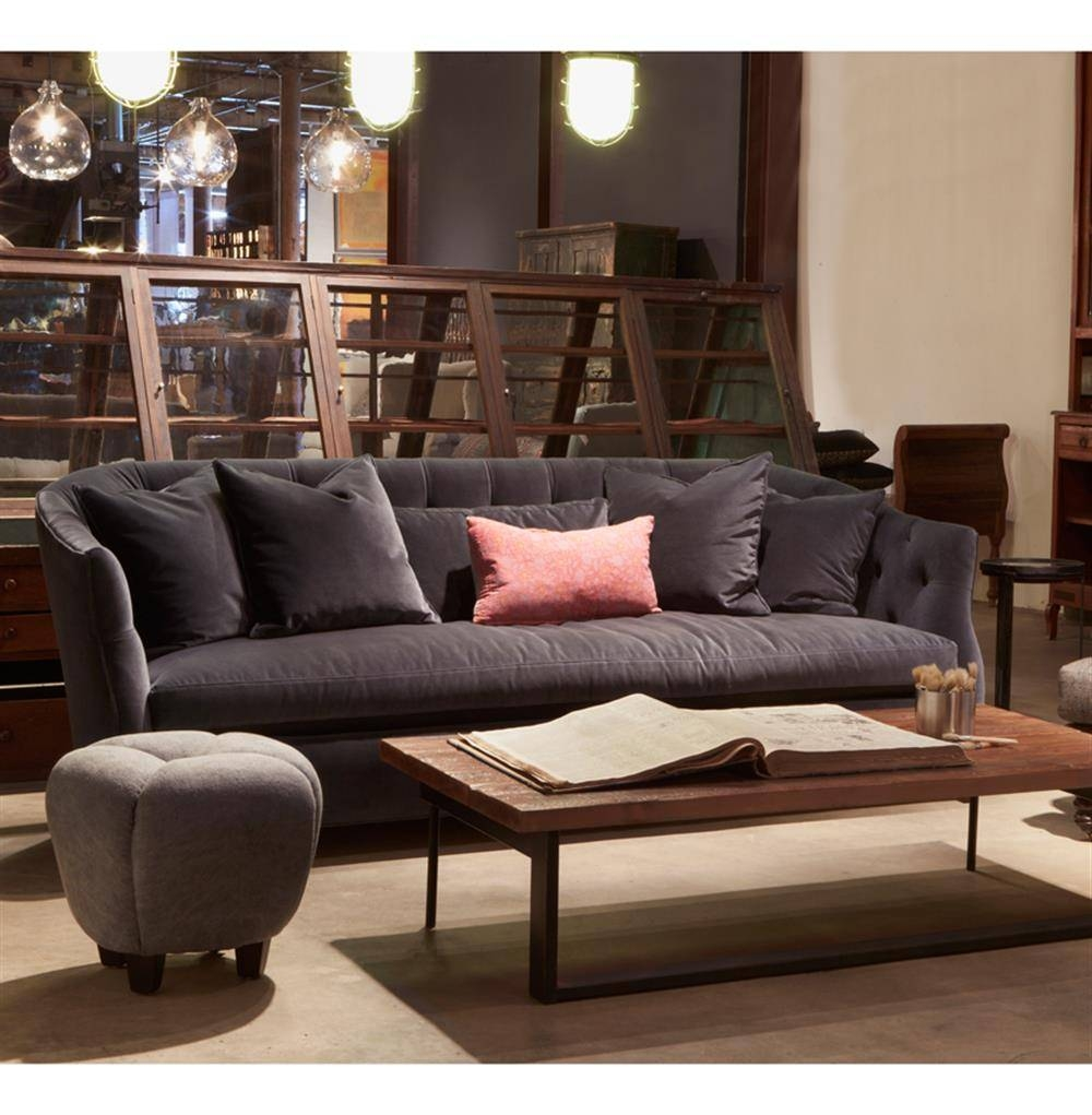 Sofas Center : Charcoal Grey Sofa Luccia Hollywood Regency Feather with Charcoal Grey Sofas (Image 22 of 30)