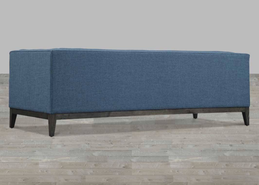 Sofas Center : Chesterfield Teal Tufted Sofa Blue Stanford Review pertaining to Blue Tufted Sofas (Image 25 of 30)