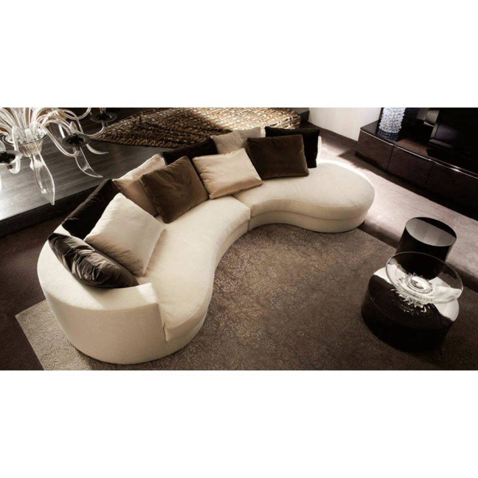 Sofas Center : Circular Sectional Sofas For Small Spaces Circle regarding Circular Sectional Sofa (Image 27 of 30)