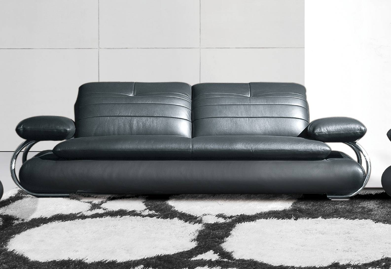 Sofas Center : Contemporary Leather Sofa Modern Furniture intended for Modern Sofas Houston (Image 23 of 30)