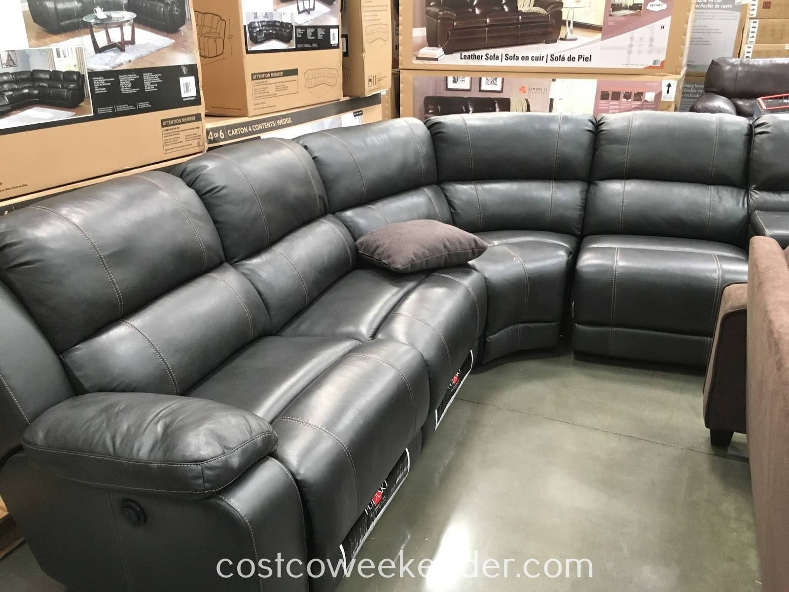 Sofas Center : Costco Powerclining Sofa Leathercliner Sofas in Berkline Sectional Sofa (Image 22 of 30)