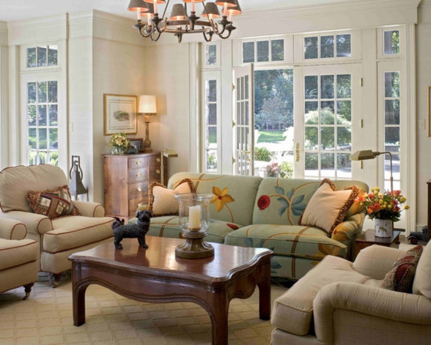 Sofas Center : Country Style Sofas In Floral Print And Loveseats with Country Style Sofas and Loveseats (Image 23 of 30)