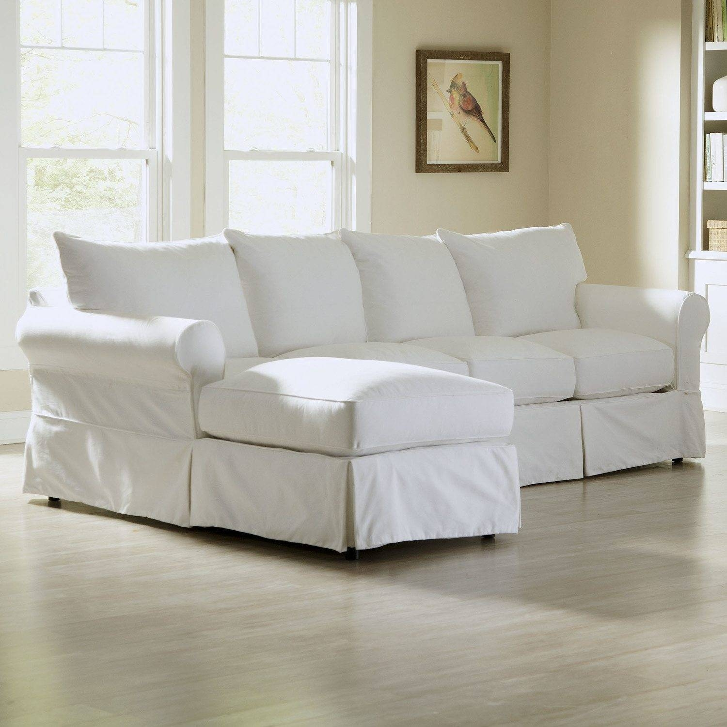 Sofas Center : Cozy Sectional Sofa With Chaise And Ottoman About for Down Filled Sectional Sofas (Image 22 of 30)
