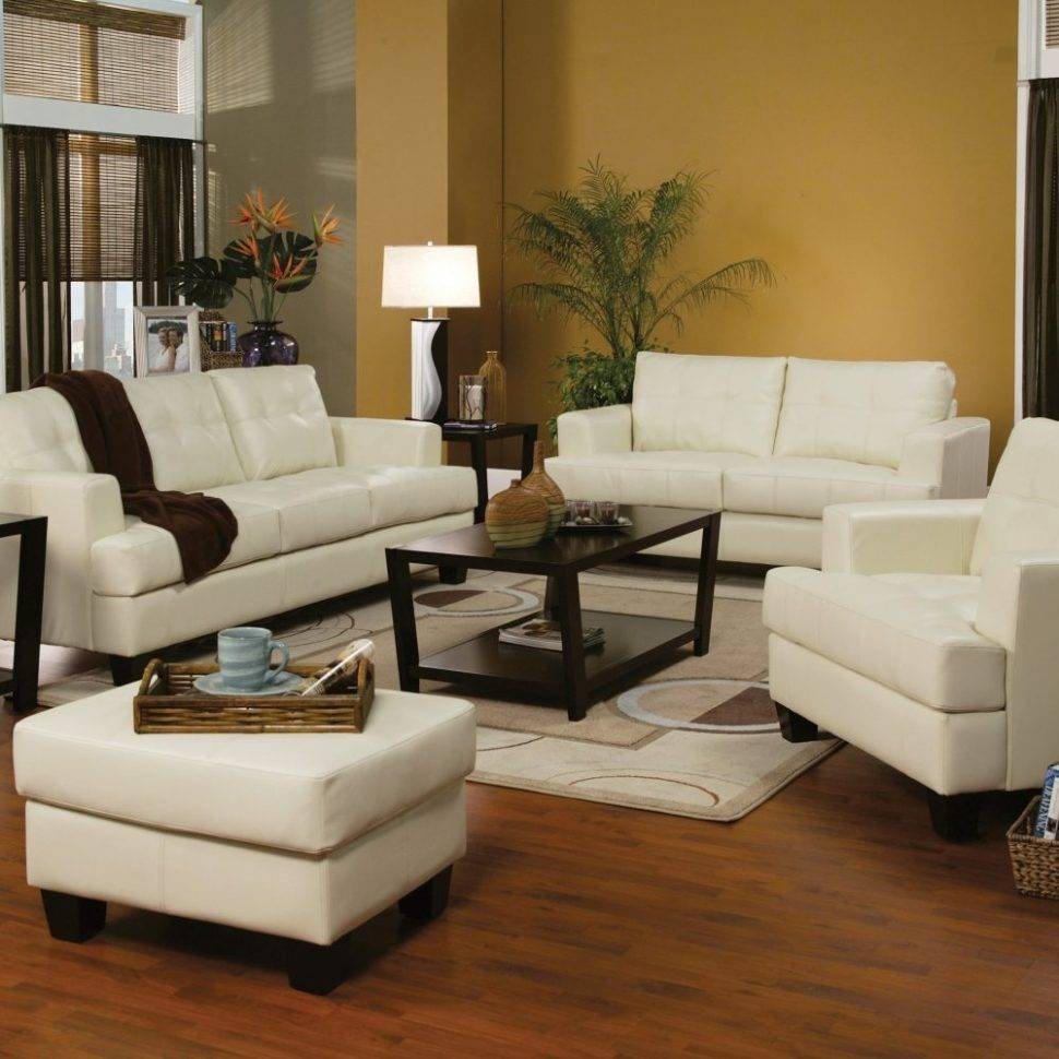 Sofas Center : Cream Color Leather Sofa Set Gallery Image intended for Cream Colored Sofa (Image 17 of 25)