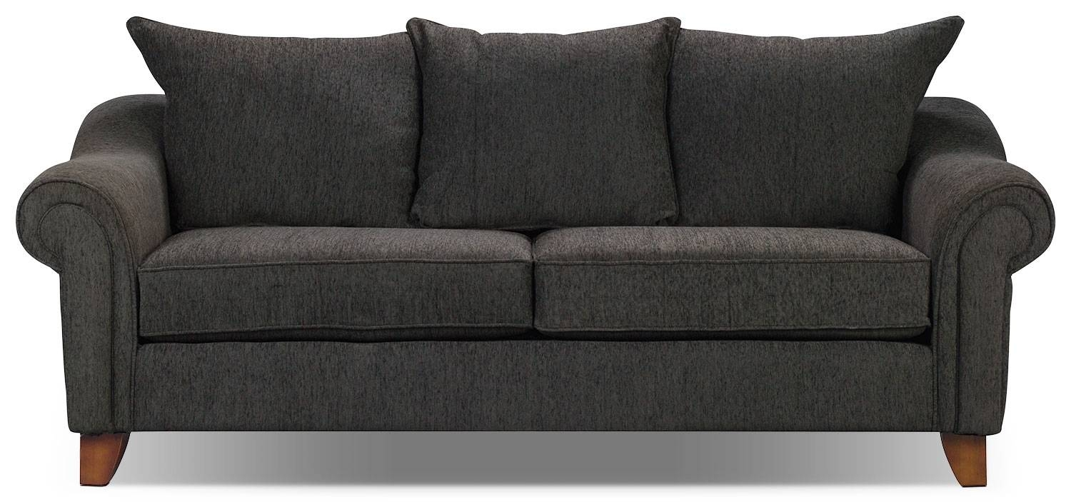 30 Best Collection Of Charcoal Grey Sofas