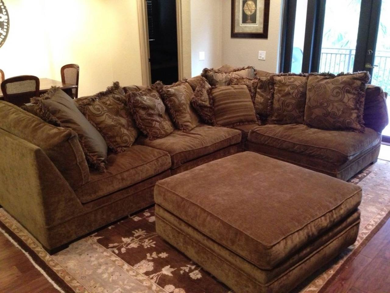 Sofas Center : Down Sectional Sofa Hereo Contemporary Cheap Price for Down Filled Sofas and Sectionals (Image 21 of 30)