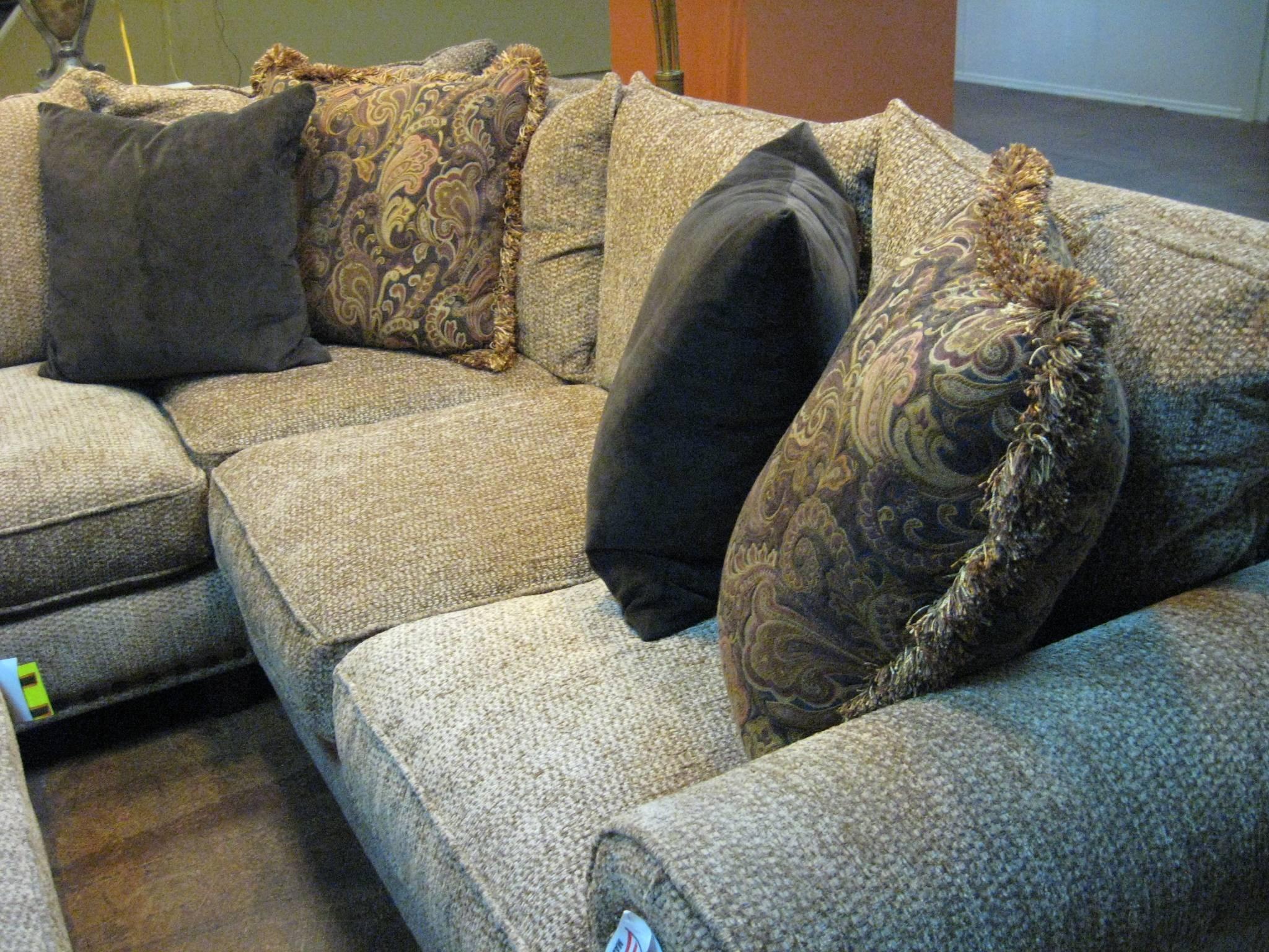Sofas Center : Down Sectional Sofa Quick Ship Goose Sofafeather with Down Feather Sectional Sofa (Image 26 of 30)