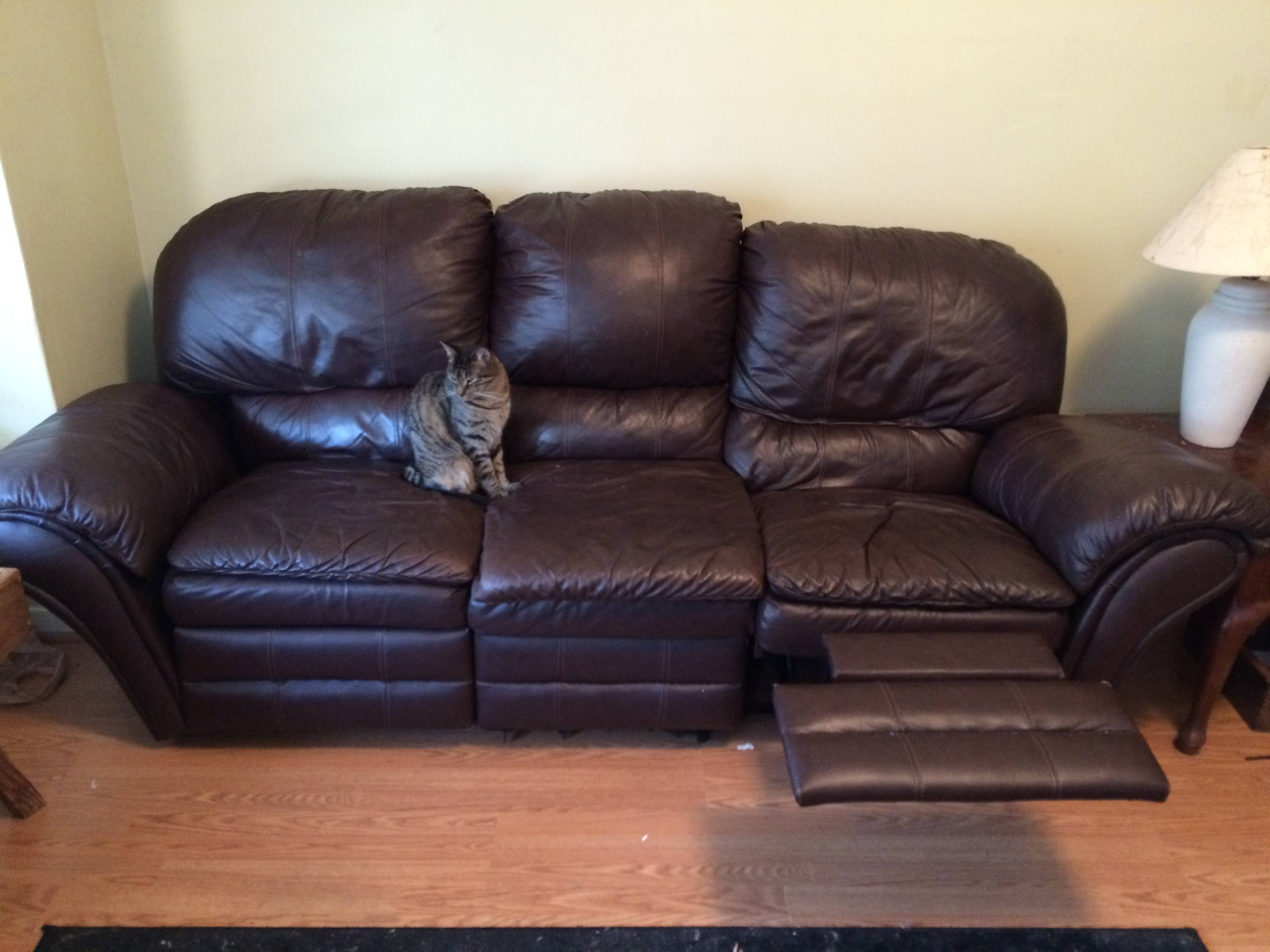 Sofas Center : Enchanting Ethan Allen Leather Sofa Craigslist within Craigslist Sleeper Sofa (Image 21 of 30)