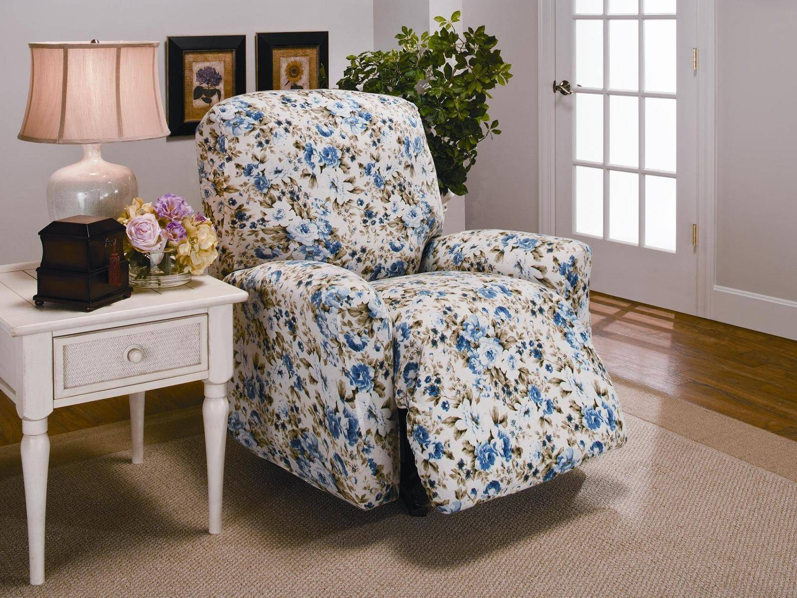 Sofas Center : Fascinating Floral Sofa Covers Picture Inspirations within Clearance Sofa Covers (Image 19 of 30)