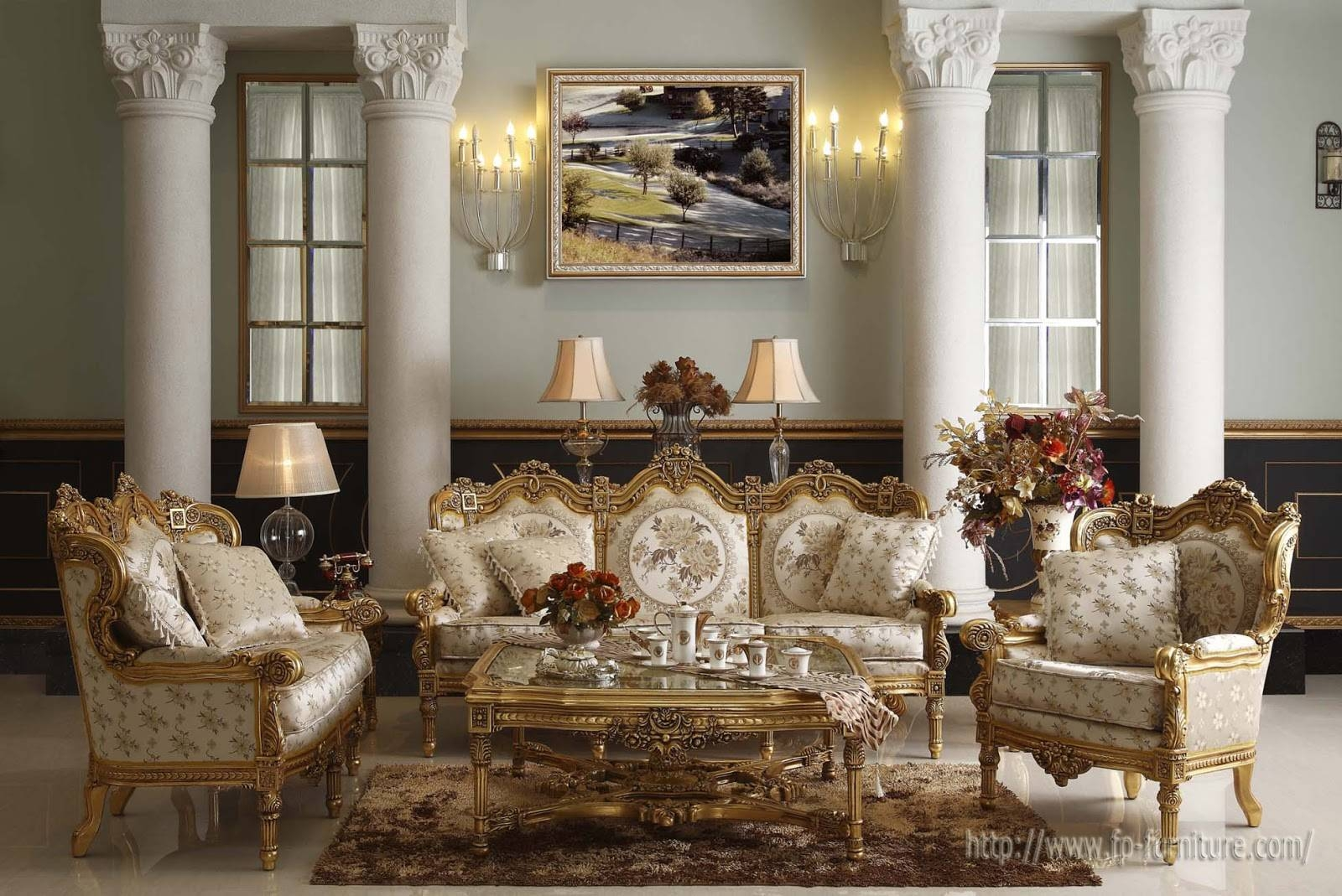 Sofas Center : French Sofa Set Style Sets Settee Leather within Classic Sofas For Sale (Image 29 of 30)