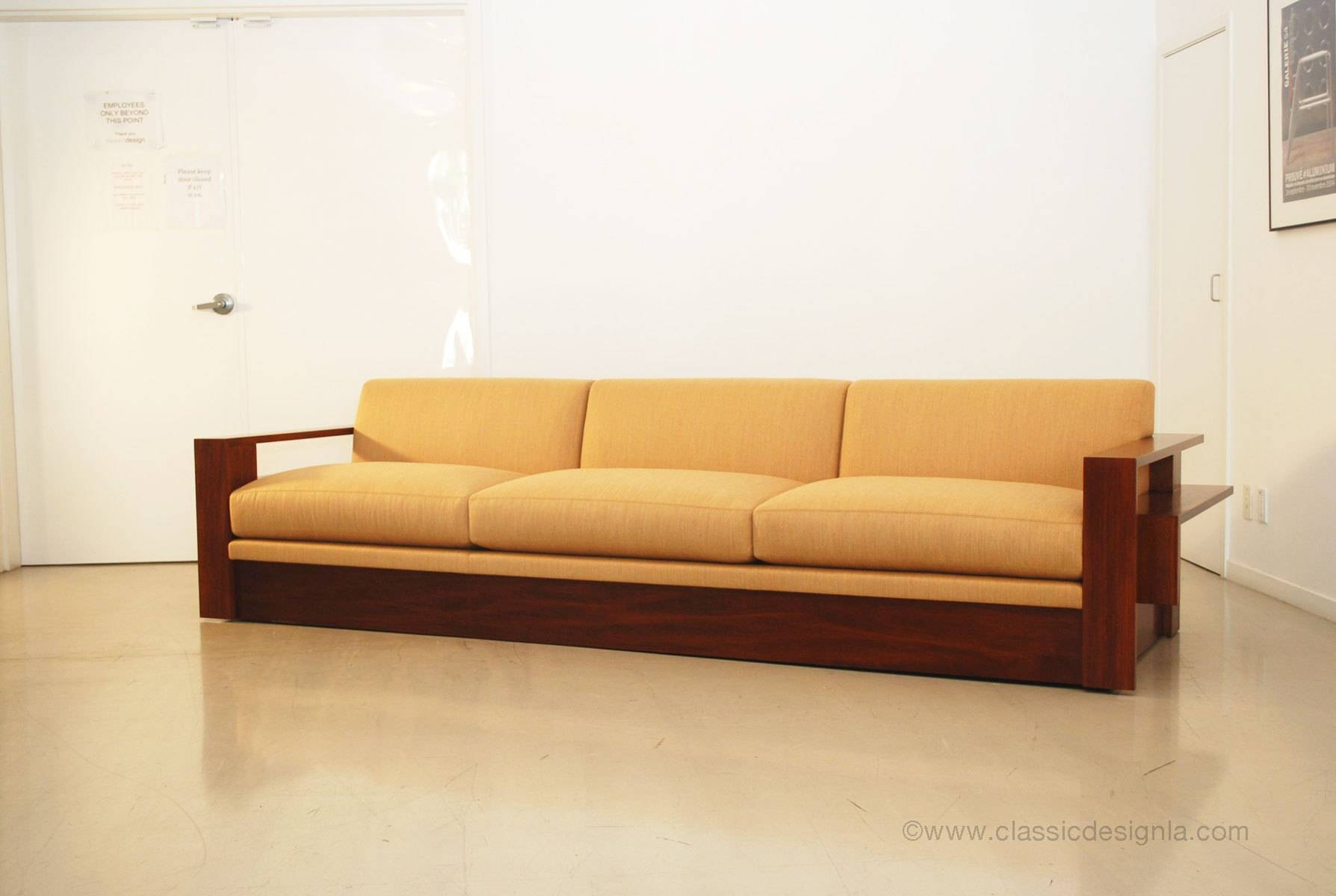 Sofas Center : Frightening Wood Frame Sofa Picture Concept New Mod throughout Mod Sofas (Image 16 of 30)